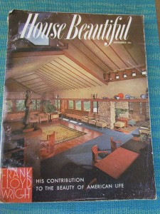 House Beautiful November 1955