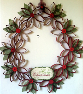 This is an example of one of the results I found on google. This  particular wreath can be found on moneysavingmom.com
