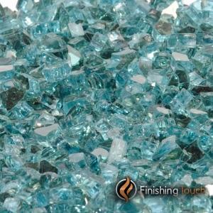 Caribbean Blue Metallic