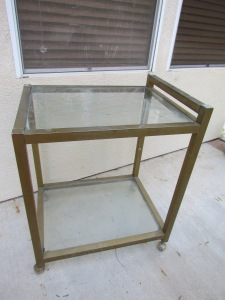 Bar Cart Project