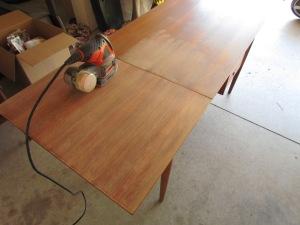 Desk 6 Sanded