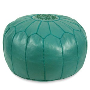 Moroccan Pouf Found on AllModern.com