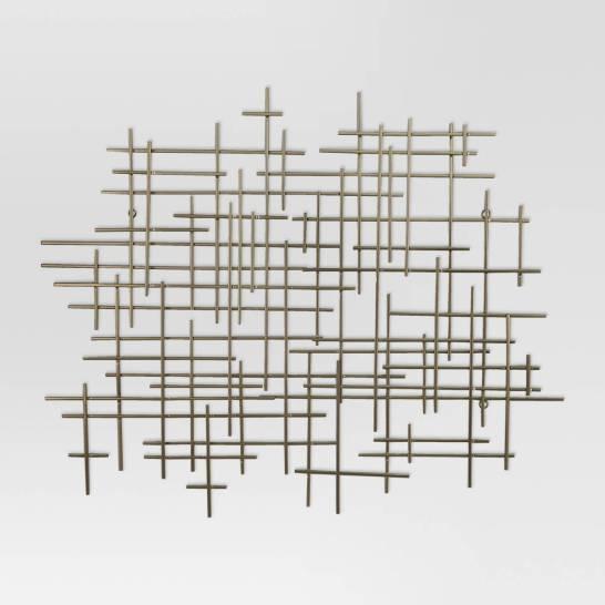 Metal Wall Sculpture
