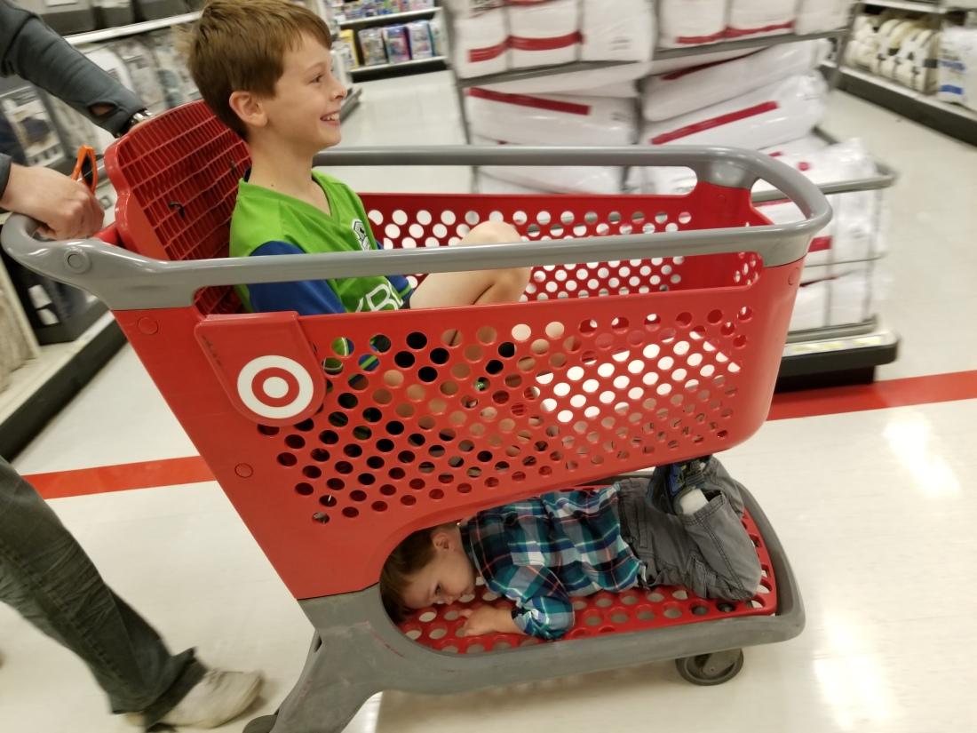 Target Run